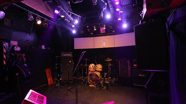 神戸のライブハウス