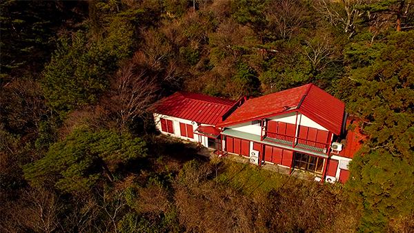六甲の山荘